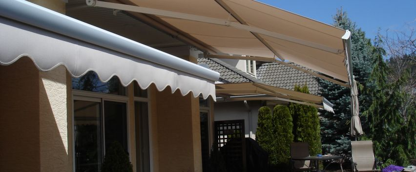Retractable Awnings Solar Screens